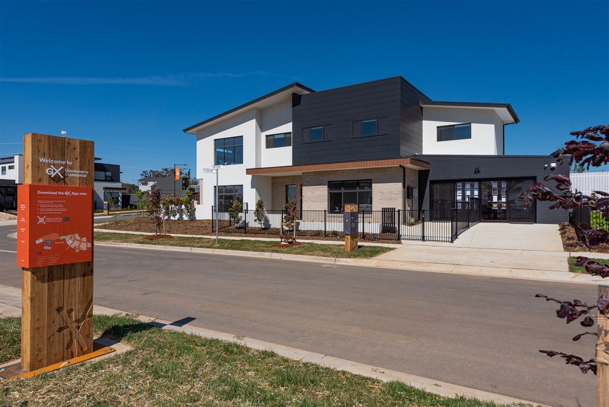 Vivid, Our Custom Ginninderry Display Home in ACT
