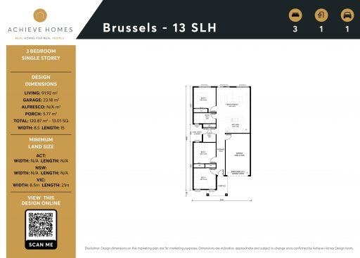 Brussels 13 SLH