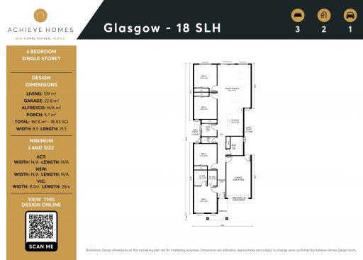 Glasgow 18 SLH
