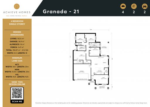 Granada 21