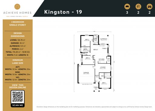 Kingston 19
