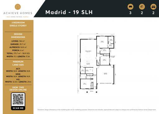 Madrid 19 SLH